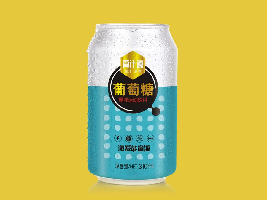 易拉罐饮料包装设计 网红饮料包装设计 葡萄糖补水液饮料包装设计 网图片