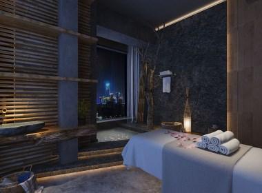 美容SPA房间设计——沐野设计