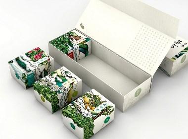 茶言-汤普包装设计案例