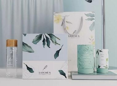 马来西亚《LASCHÉ X》品牌设计