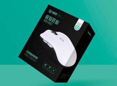 《新触点,触动你多一点》极匠电子产品包装设计原创作品-中国深圳|万域设计公司