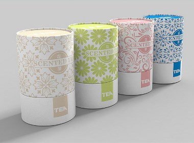 花茶茶叶礼盒设计