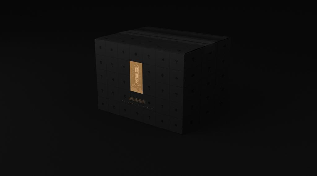 功能性固体饮料包装设计 滋补保健品包装设计 菌类产品包装设计