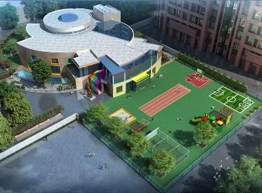 郑州幼儿园设计装修__郑州配套幼儿园设计项目