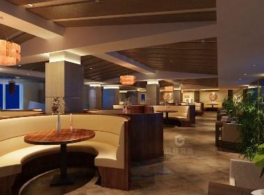 成都宽堂大酒店丨成都星级酒店装修设计公司丨筑格装饰