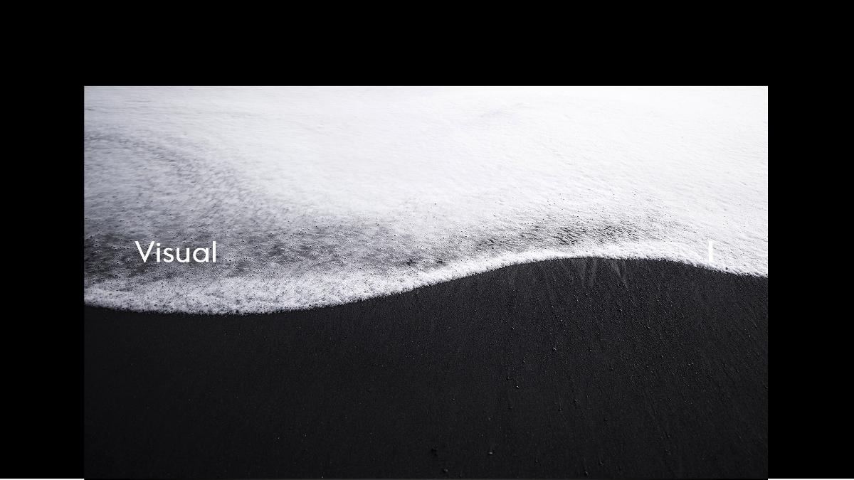 GoVisual网页,APP交互设计