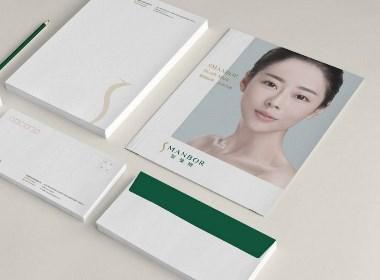玺曼博健康面膜品牌包装设计