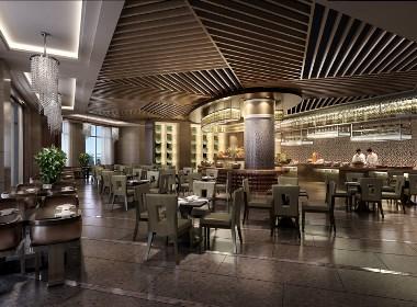 成都主题餐厅装修设计公司丨筑格装饰