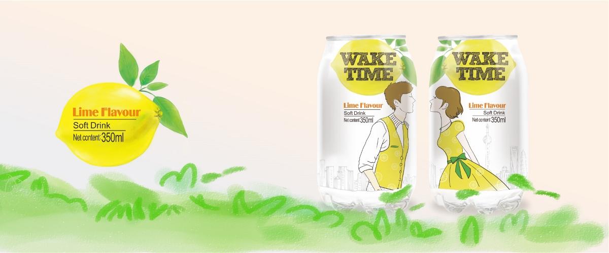 外星部落案例 | WAKE TIME 唤醒时光 — 初恋的味道。