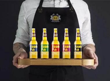 炫品-啤酒包装设计
