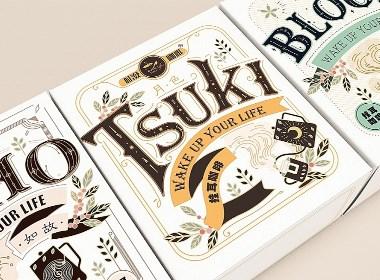 「时澄咖啡」品牌包装设计