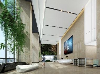 华贝设计心力之作——深圳科陆电子研发大厦