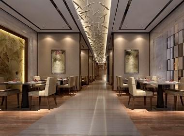 酒楼设计案例丨贵阳酒楼装修设计公司丨筑格装饰