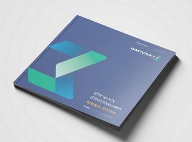 云顶创意案例:倍鸣洋企业形象画册设计
