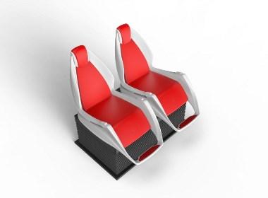 4D动感座椅