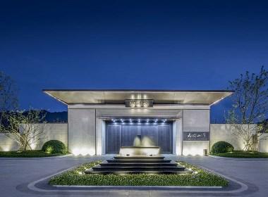 郑州现代北欧售楼处设计案例