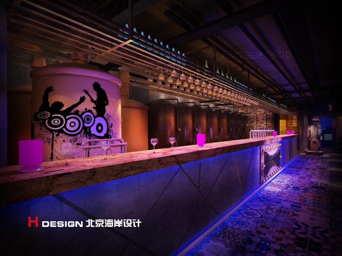 如何制作酒吧组织架构图
