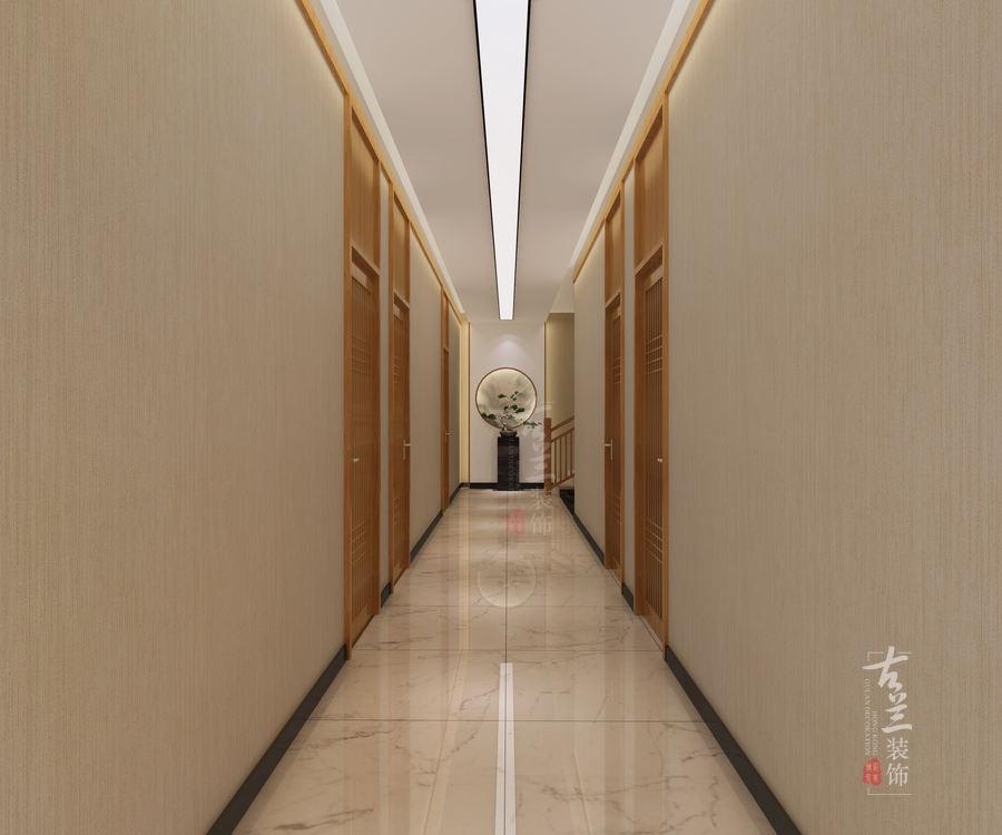 成都温江中医养身馆诊所装修设计公司