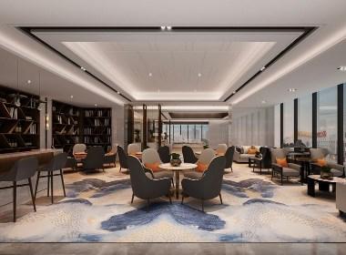 中标水平设计 | 宏信产业园的酒店设计