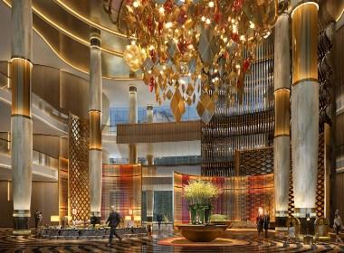 南粤设计作品-新帆船酒店设计