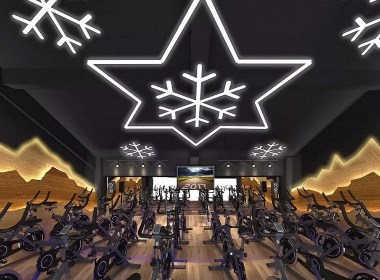 成都健身房装修设计公司
