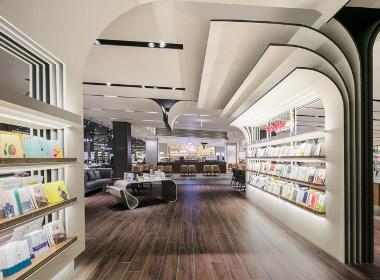 韩国Kyobo书店空间设计