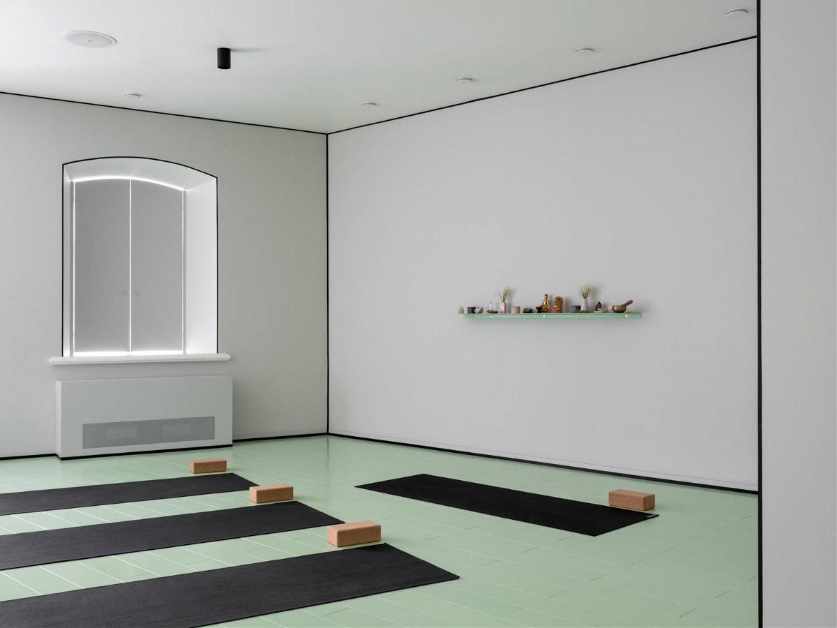 成都瑜伽房装修设计技巧图片