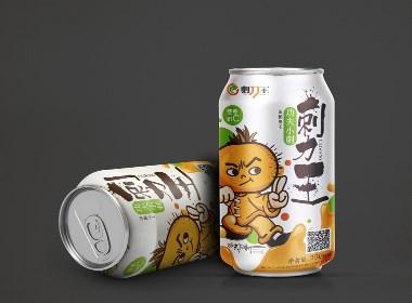 刺梨饮料包装设计