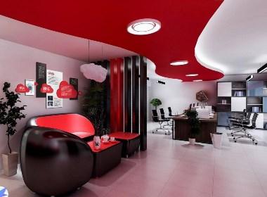 科技公司空间设计