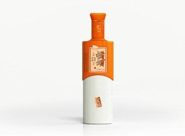 酒包装设计:橘颂新品开发【黑马奔腾策划设计】