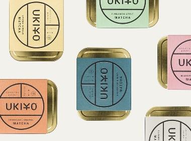 UKIYO抹茶包装设计