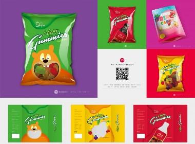 广东展翠食品包装设计-新创睿品牌设计