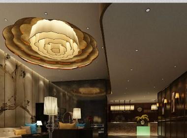 上海博仁设计精品酒店装饰装修效果图施工图设计