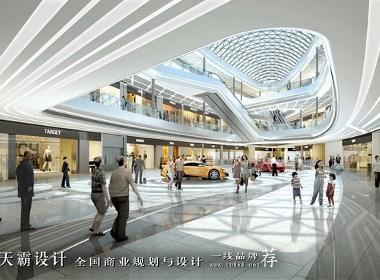 商业设计赏析:看绍兴CTC商业中心如何演绎纺织艺术文化主题