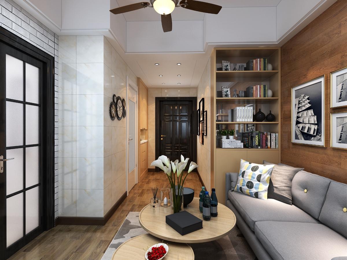 室内装修 北欧家装一套