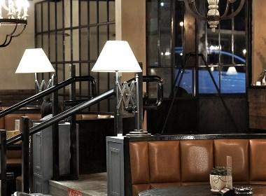 【Soso西餐厅】—成都西餐厅装修/成都西餐厅设计