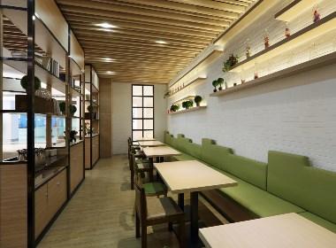 【麻辣香锅】—成都餐厅装修/成都餐厅设计