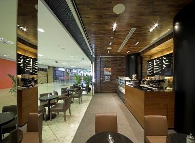 【港式茶餐厅】—成都茶餐厅装修/成都茶餐厅设计