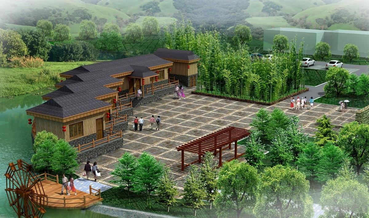 重庆农家乐规划设计/重庆精品庄园整体规划/重庆休闲农庄设计