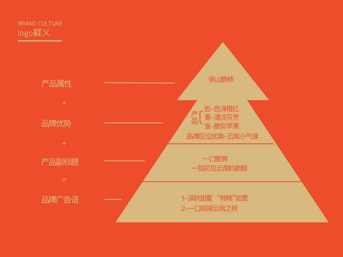 云南柿子品牌策划包装设计-青柚设计