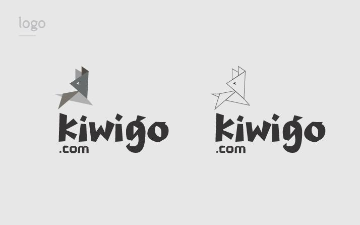 kiwigo 国外电商品牌形象设计