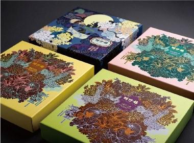 晨狮设计观点  丨  中秋月饼包装设计