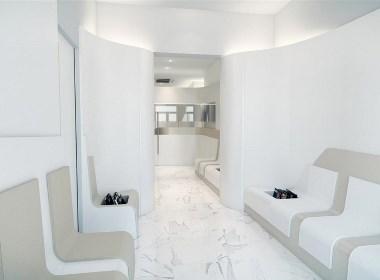 【CDA美容院】—成都美容院装修/成都美容院设计