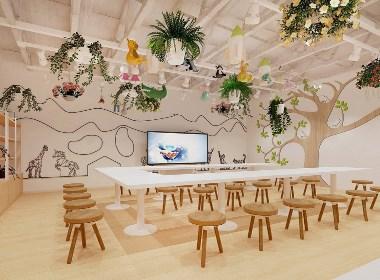 重庆幼儿园规划设计/学校院区整体规划/幼稚园规划设计