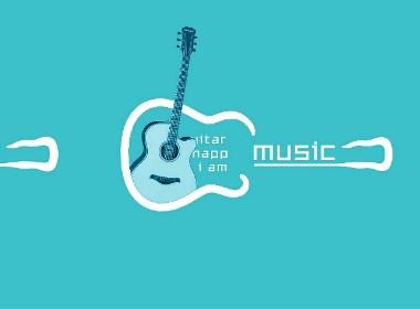 John music 品牌设计.