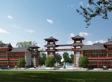 重庆科技园设计/重庆工业园规划/产业园整体规划/重庆工业厂区规划