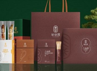茶飲養生保健食品品牌全案—意形社