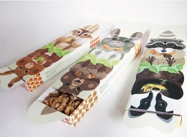 晨狮设计观点  丨  坚果包装设计