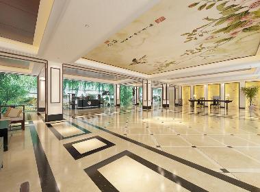 成都宾馆设计/成都宾馆装修/成都宾馆设计公司