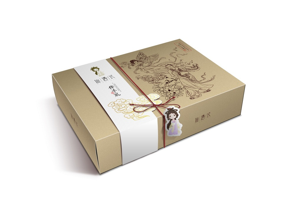 特产礼盒设计